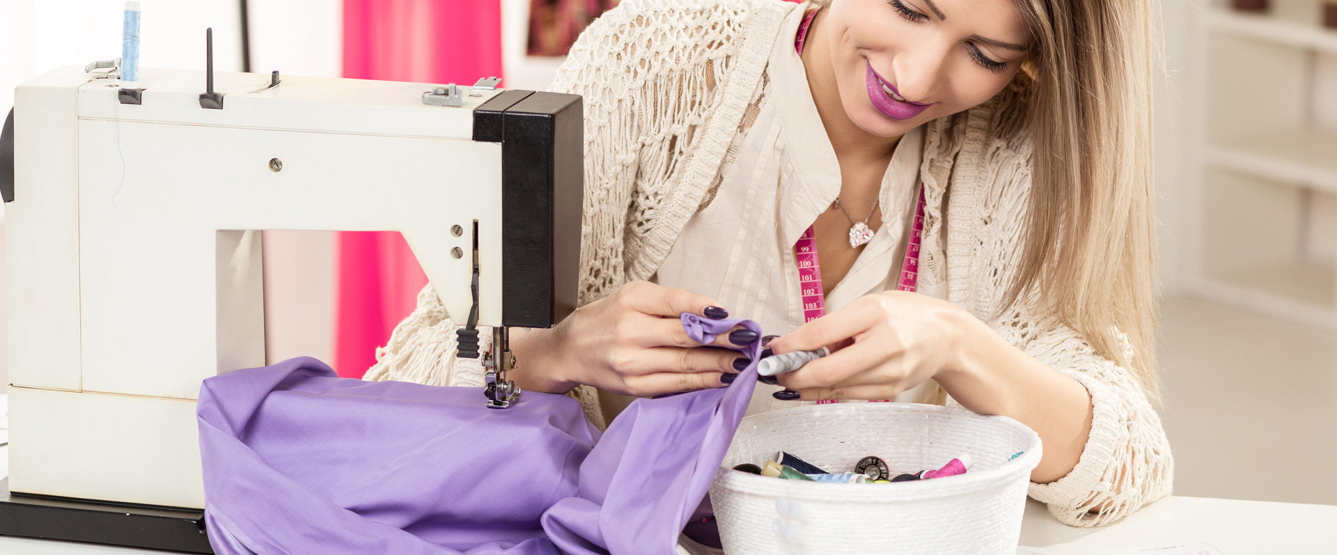 The Right Machine to Sew or Clean
